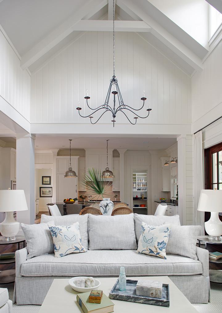 Barge Landing Living Room