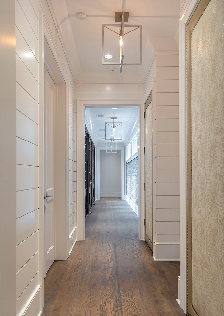 South Wilson Hallway