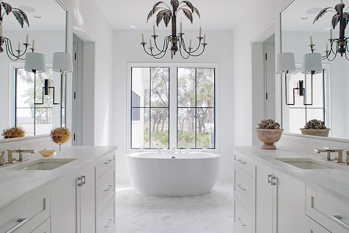 May River Forest Bathroom