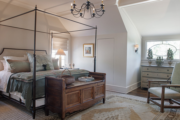 May River Forest Bedroom