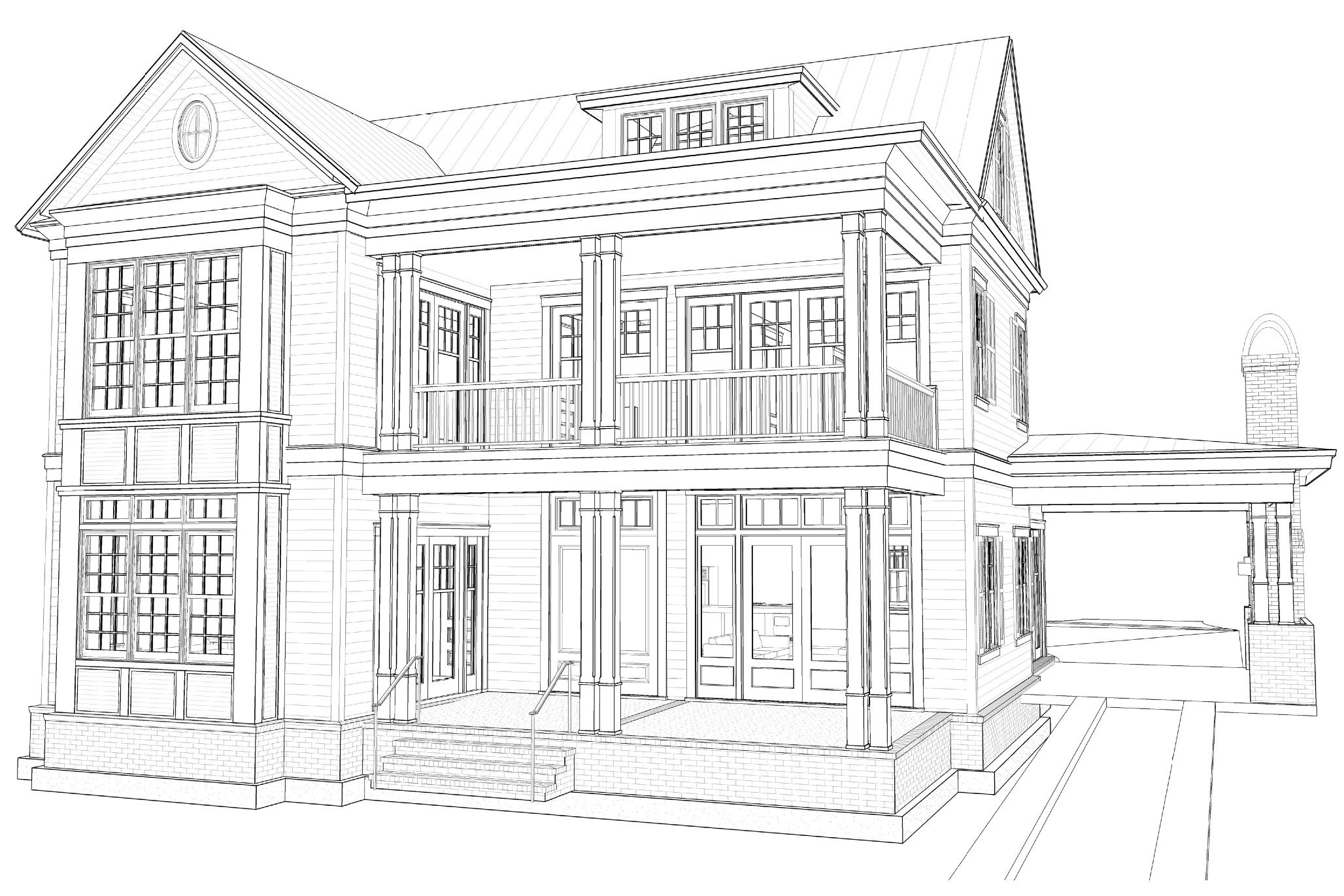 Southern Living Idea House Plans 28 Images Green - Palmetto Bluff ...